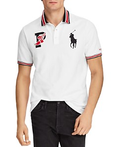 Polo Ralph Lauren - P-Wing Mesh Classic Fit Polo Shirt