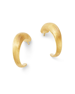 Marco Bicego 18K Yellow Gold Lucia Hoop Earrings-Jewelry & Accessories