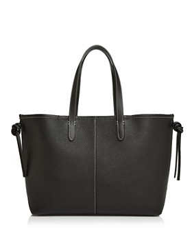 VASIC - Sign Leather Tote