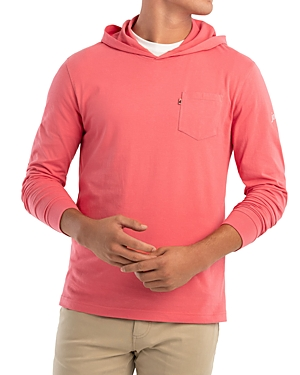 Johnnie-O Tops ELLER HOODED LONG-SLEEVE TEE