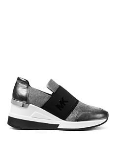 MICHAEL Michael Kors - Women's Felix Slip-On Sneakers