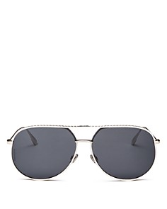 Dior - Women's DiorByDior Aviator Sunglasses, 60mm