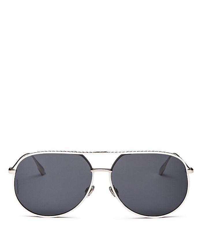 Dior - Women's DiorByDior Aviator Sunglasses, 60mm