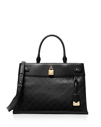 MICHAEL Michael Kors - Large Gramercy Leather Satchel