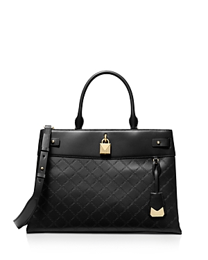 Michael Michael Kors Large Gramercy Leather Satchel