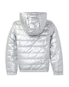 Ralph Lauren - Boys' Reversible Metallic Quilted Down Jacket - Big Kid