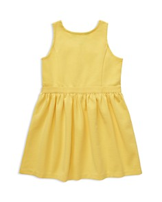 Ralph Lauren - Girls' Sleeveless Fit-and-Flare Dress - Little Kid