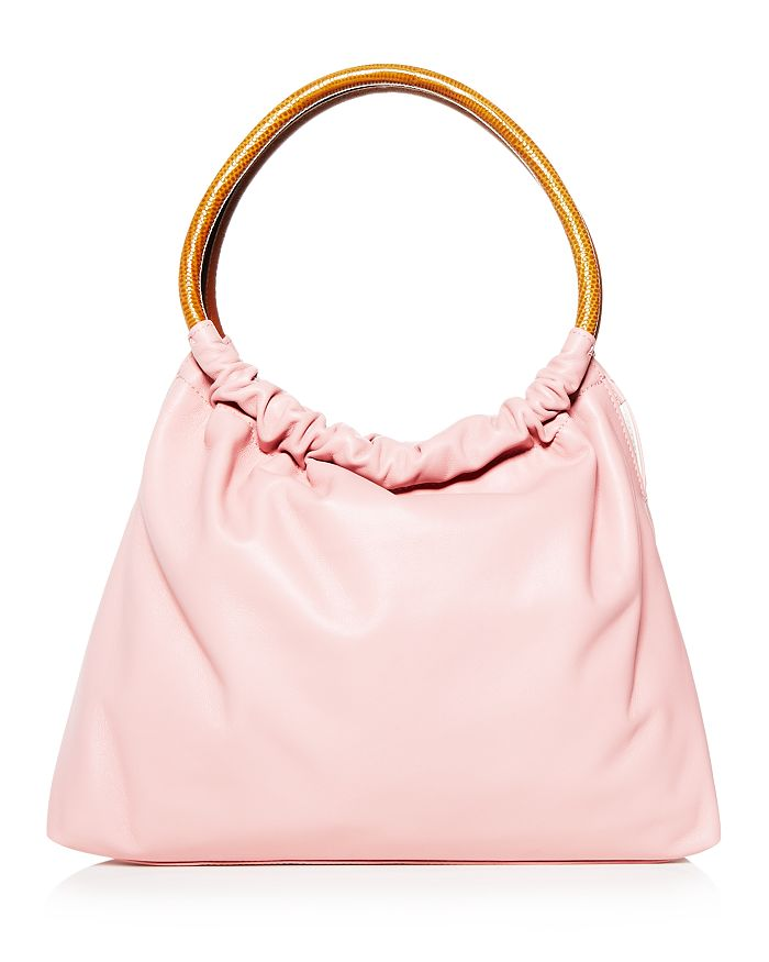 Little Liffner - Small Double Ring Leather Tote