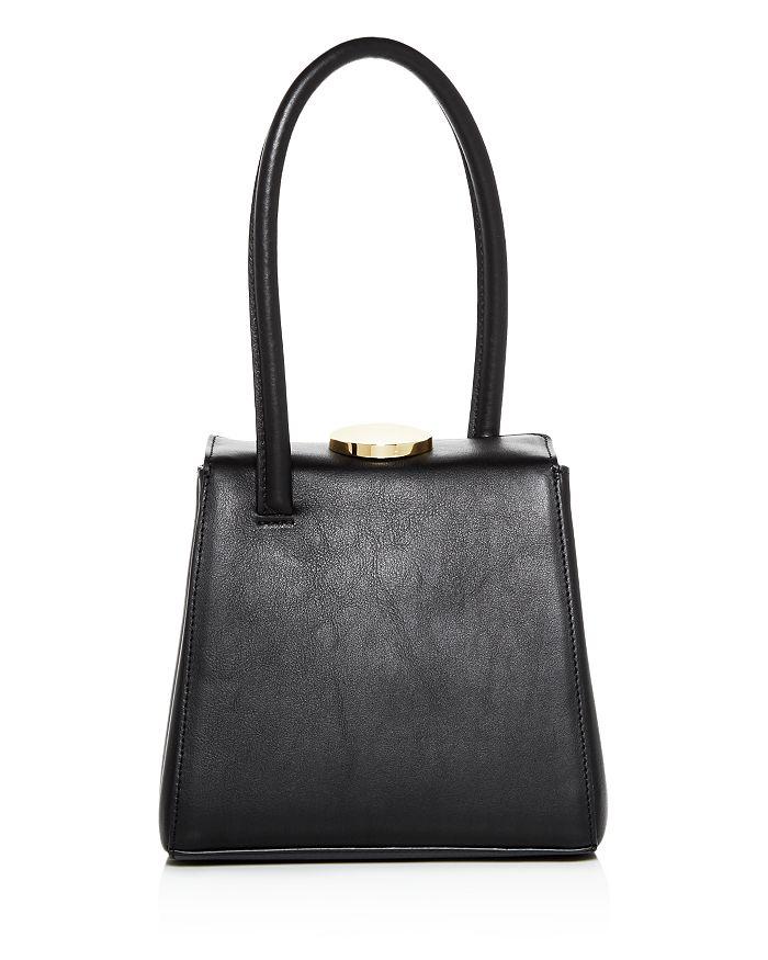 Little Liffner - Mademoiselle Leather Shoulder Bag