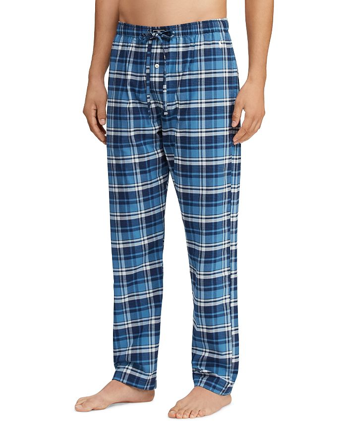 Polo Ralph Lauren - Plaid Stretch Pajama Pants