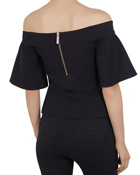 0e26367a2b0f06 ... Ted Baker - Gianori Off-the-Shoulder Top