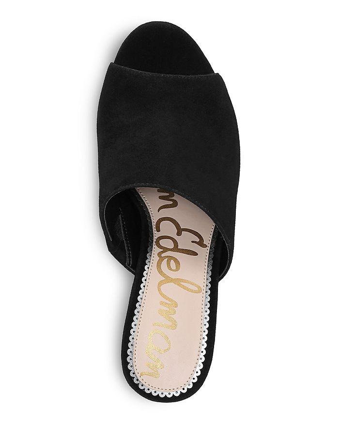 879eed2ab01 Women's Orlie Open-Toe Block-Heel Mules
