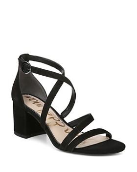 Sam Edelman - Women's Stacie Block-Heel Sandals