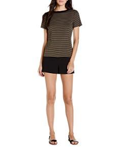 Michael Stars - Mady Striped Short-Sleeve Tee