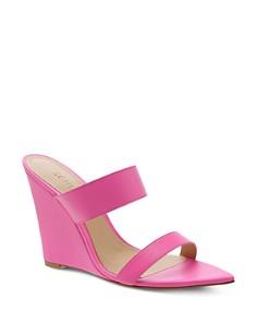SCHUTZ - Women's Soraya High-Heel Wedge Sandals