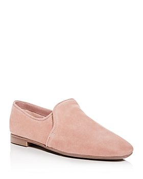 Aquatalia - Women's Revy Square-Toe Weatherproof Loafers