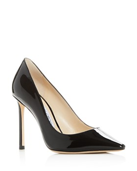 ff961bb420c Jimmy Choo - Women s Romy 100 Pointed-Toe Pumps ...