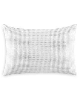 "Vera Wang - Blocked Running Stitch Decorative Pillow, 15"" x 22"" - 100% Exclusive"