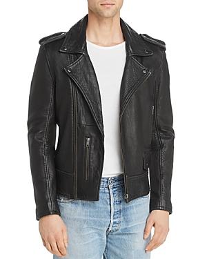 Blanknyc Digital Detox Leather Moto Jacket-Men