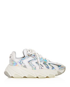 Ash - Women's Extreme Chunky Low-Top Sneakers