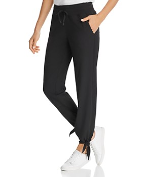 Marc New York - Tie Cuff Jogger Pants