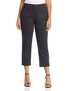 NYDJ Plus - Everyday Sateen Ankle Pants