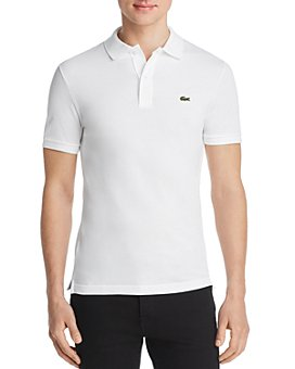 Lacoste - Petit Piqué Slim Fit Polo Shirt