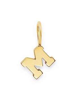 Zoë Chicco - 14K Yellow Gold Initial Charm