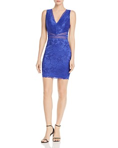 GUESS - Brelee Sleeveless Lace Dress