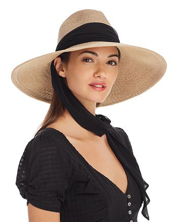 Eugenia Kim - Cassidy Tie-Neck Hat