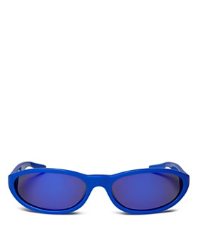 Balenciaga - Women's Oval Sunglasses, 59mm