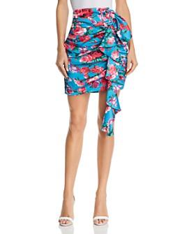 Ronny Kobo - Lauryn Ruffle Mini Skirt