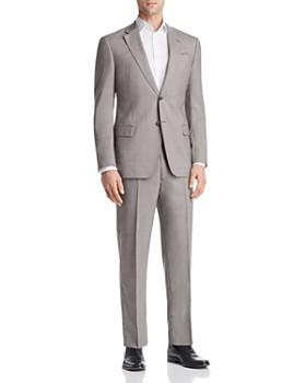 df03fba3c7c Armani - Virgin Wool Regular Fit Suit ...