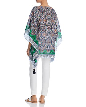 Tory Burch - Printed Beach Caftan