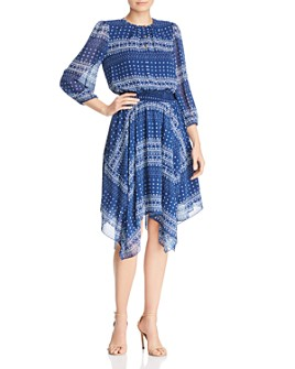 Shoshanna - Pacific Geometric Print Dress - 100% Exclusive