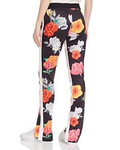 PAM & GELA - Floral-Print Track Pants