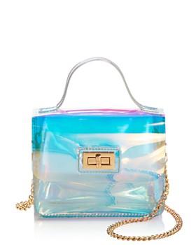 AQUA - Mini Turn-Lock Shoulder Bag - 100% Exclusive