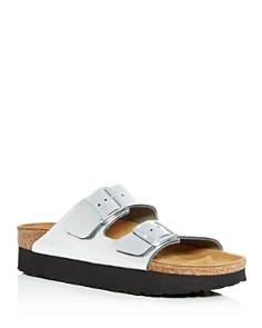 Birkenstock - Women's Arizona Papillio Platform Slide Sandals