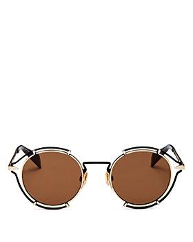 rag & bone - Men's Round Sunglasses, 54mm