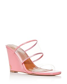 Kurt Geiger - Women's Charing Wedge Slide Sandals