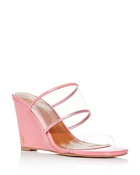 Kurt Geiger - Women's Charing Wedge Slide Sandals