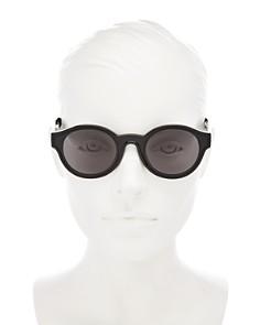 Kenzo - Women's Round Sunglasses, 58mm