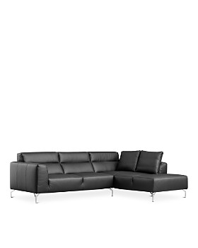 Leather Sofa - Bloomingdale\'s