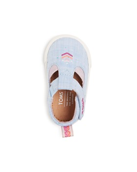 TOMS - Girls' Joon Mary-Jane Flats - Baby, Walker