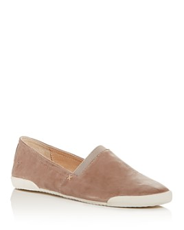 Frye - Women's Slip-On Flats - Melanie