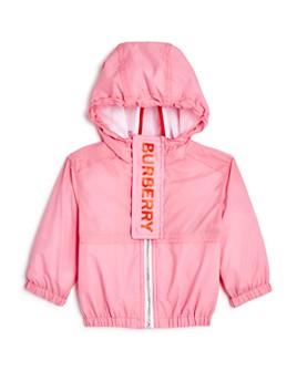 Burberry - Girls' Austin Hooded Jacket - Baby