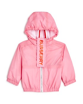 Burberry - Girls' Austin Hooded Jacket - Baby