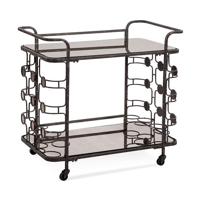 Bassett Mirror - Velde Bar Cart