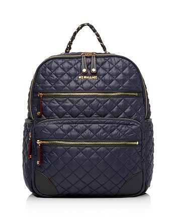 MZ WALLACE - Crosby Travel Backpack