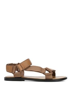 Vince - Women's Parks Nylon & Leather Sandals